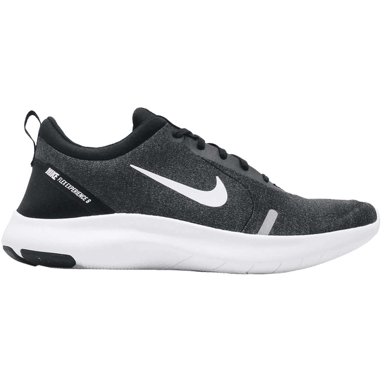 acfc15f395f Zapatilla de Hombre Nike Negro   blanco nike flex experience rn 8 ...