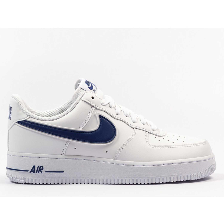 big sale bd4a0 8c009 Zapatilla de Hombre Nike Blanco   azul air force 1  07 3