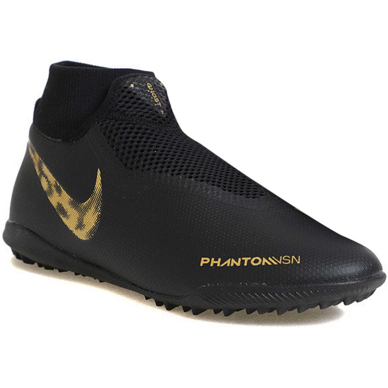 Zapatilla de Hombre Nike Negro / amarillo phantom vsn academy df tf
