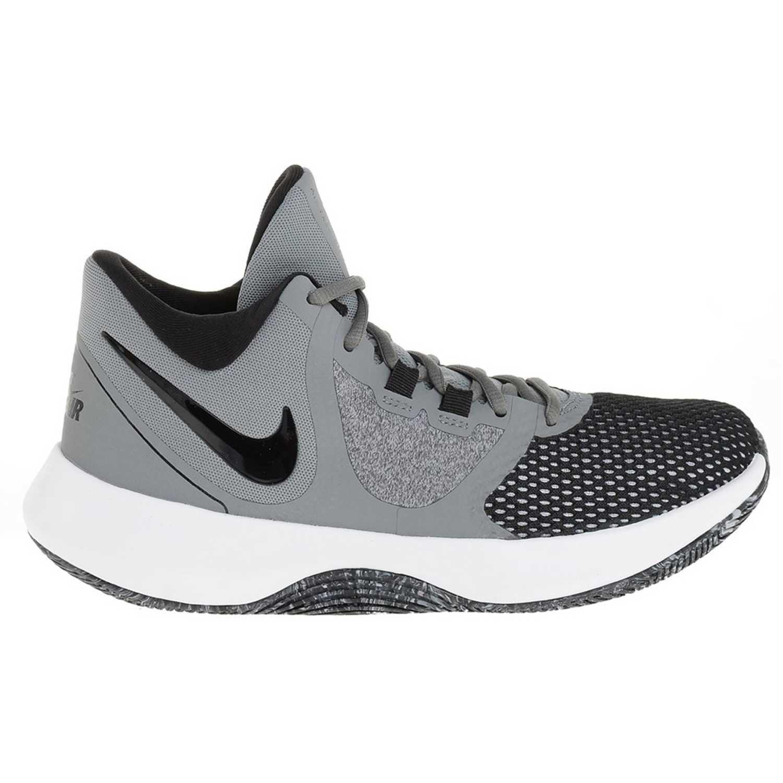 Zapatilla de Hombre Nike Gris / negro nike air precision ii