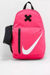Nike Fucsia de Niña modelo y nk elmntl bkpk Mochilas