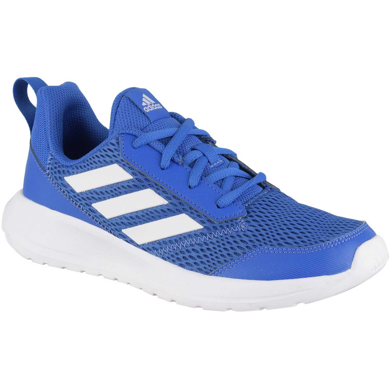 Zapatilla de Jovencito Adidas Azul / blanco altarun k