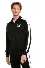 Casaca de Hombre Puma Negro / blanco iconic t7 track jacket pt
