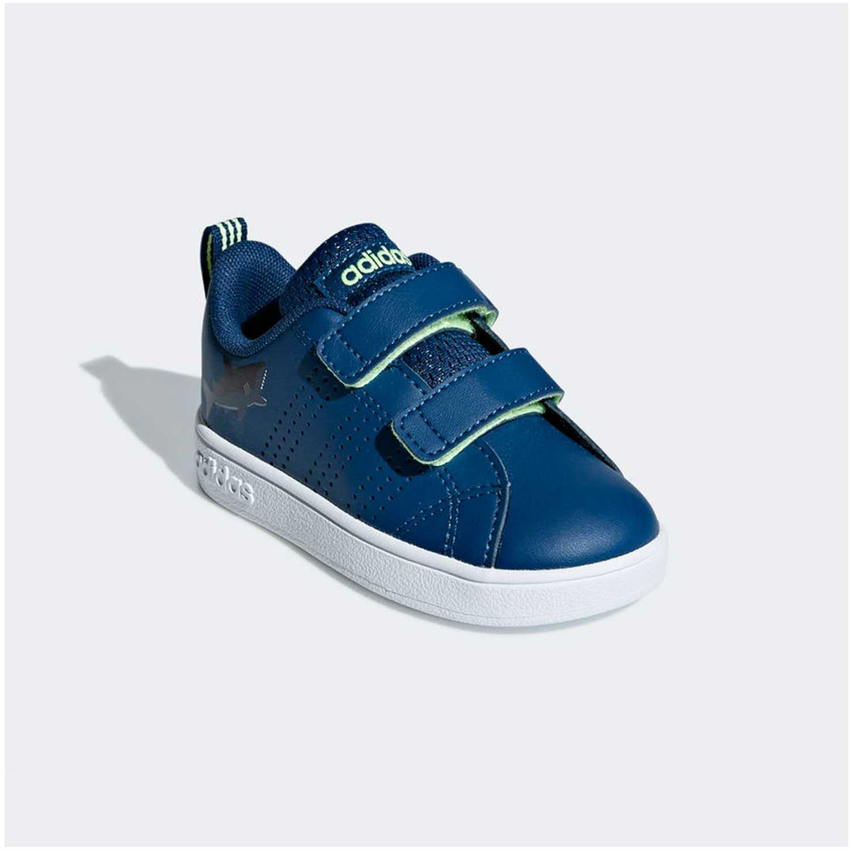 Zapatilla de Niño Adidas Azul vs adv cl cmf inf