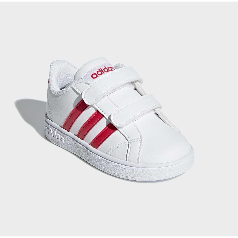 Zapatilla de Niña Adidas Blanco baseline cmf inf