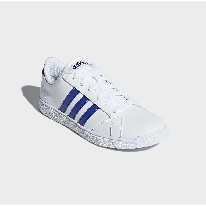 Zapatilla de Jovencito Adidas Blanco baseline k