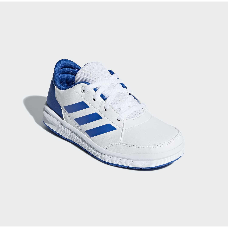 Zapatilla de Jovencito Adidas Azul altasport k