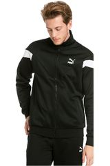Puma Negro / blanco de Hombre modelo iconic mcs track jacket Deportivo Casacas