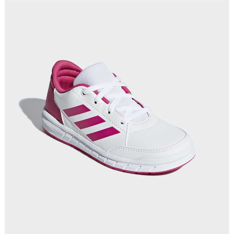 Zapatilla de Niña Adidas Fucsia / blanco altasport k