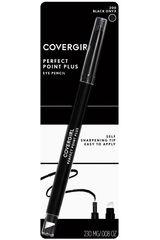 Delineador de  Covergirl Black Onyx delineador ojos perfect point