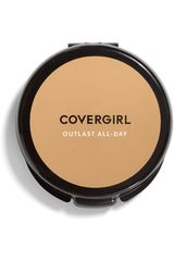 Polvo Compacto de  Covergirl Light Medium polvos outlast matte finish powder