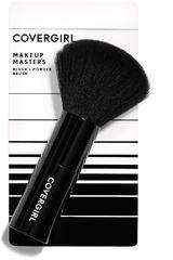 Brocha de rostro de  Covergirl Negro brocha polvos/rubor make up masters