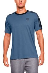a5603a3171 Under Armour Azul de Hombre modelo unstoppable striped ss t Polos Deportivo