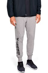 Under Armour Gris / negro de Hombre modelo sportstyle cotton graphic jogger Pantalones Deportivo