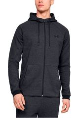 Casaca de Hombre Under Armour Plomo / negro unstoppable 2x knit fz