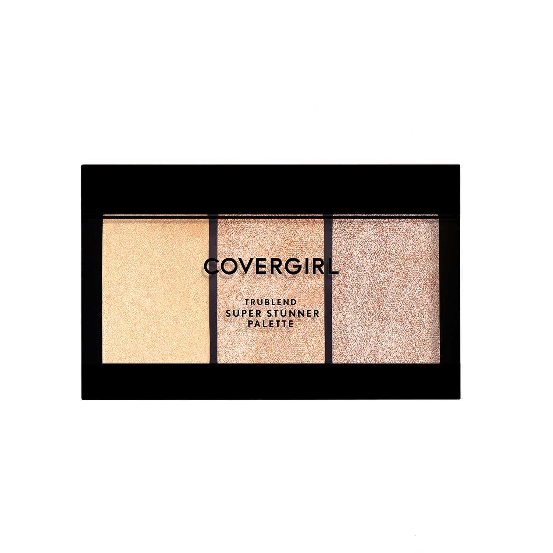 Iluminador  Covergirl It's Lit trublend super stunner highlight palette