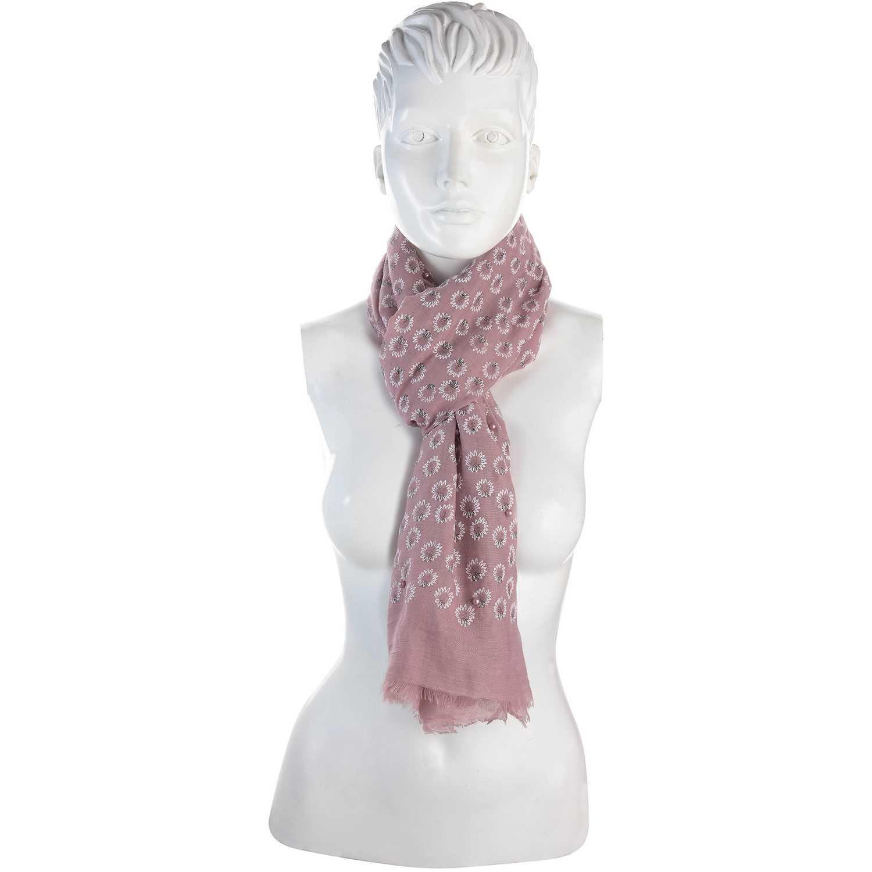 Bufanda de Mujer Platanitos Rosado 10151025