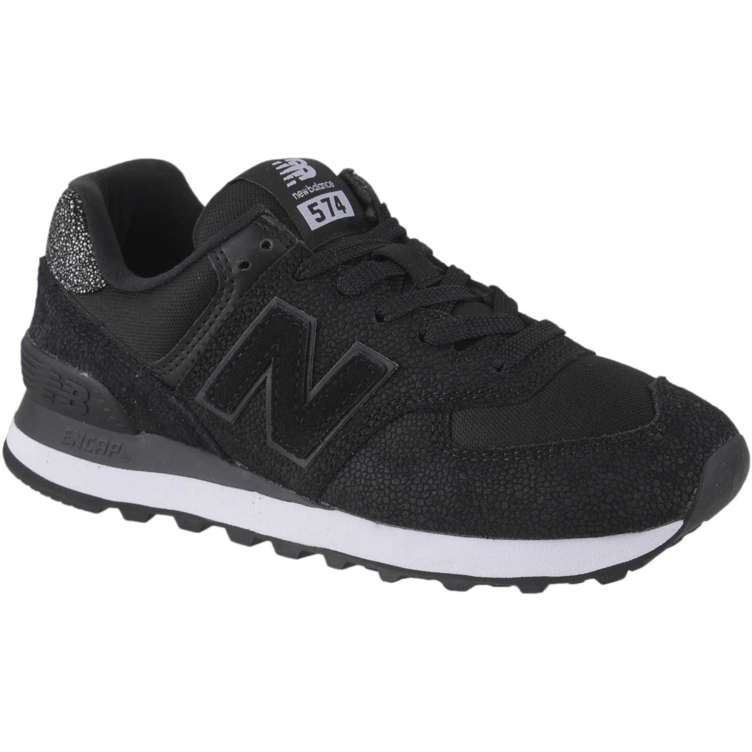 new balance 574 negro with gris