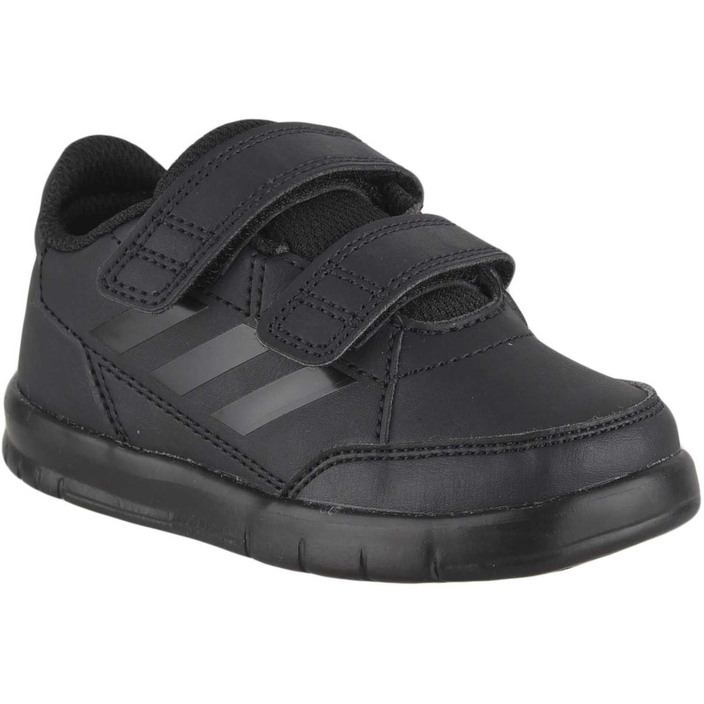 Zapatilla de Niño Adidas Negro altasport cf i