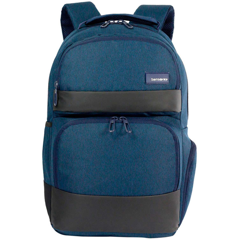 Mochila  Samsonite Navy / Negro laptop backpack 15.6 navy ultimate 930