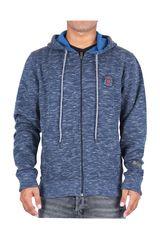 Dunkelvolk Azul de Hombre modelo hummer Casacas Casual