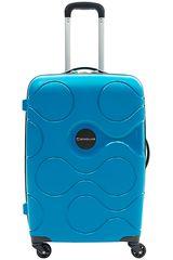 Saxoline Azul de Hombre modelo spinner 67/24 blue atlas Maletas