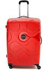 Saxoline Rojo de Hombre modelo spinner 77/28 red atlas Maletas
