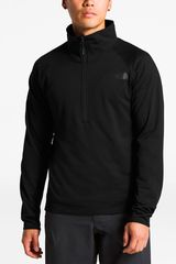 Casaca de Hombre The North Face Negro m borod 1/4 zip