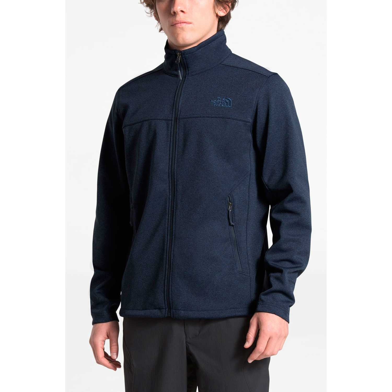 Casaca de Hombre The North Face Navy m apex canyonwall jacket