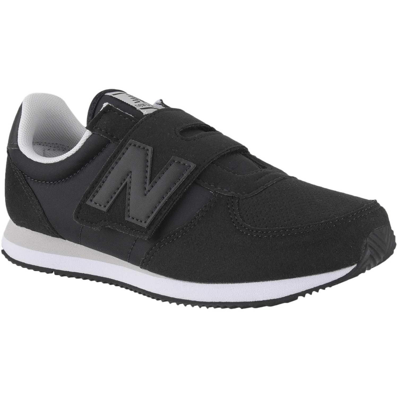 Zapatilla de Niño New Balance Negro 220