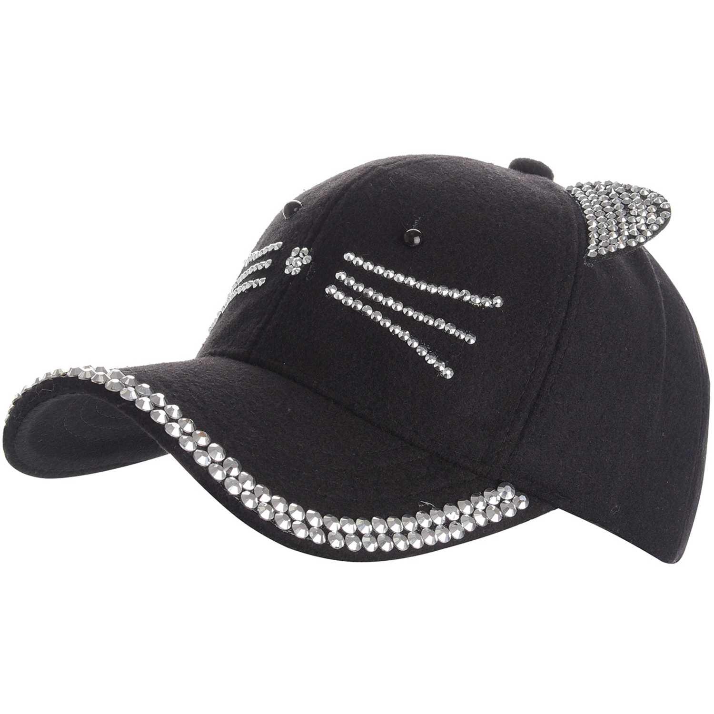Gorro de Mujer Platanitos Negro 30031025