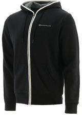 Casaca de Hombre CAT Negro all the way hooded sweatshirt