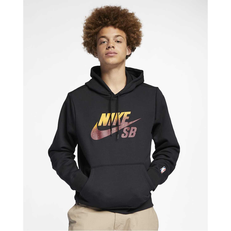 Polera de Hombre Nike Negro m nk sb icon po nba