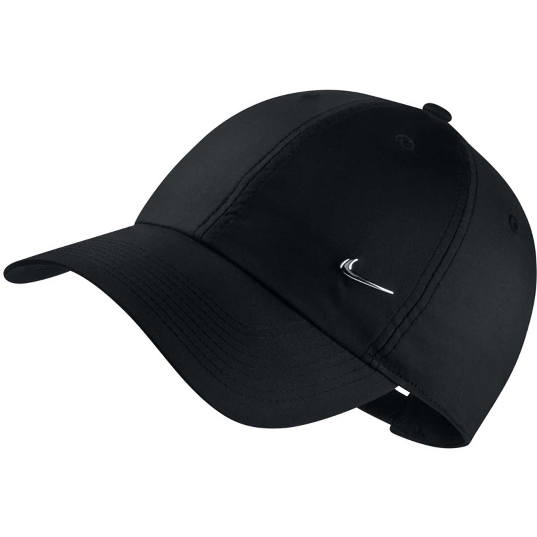 Gorro de Hombre Nike Negro u nk h86 cap nk metal swoosh