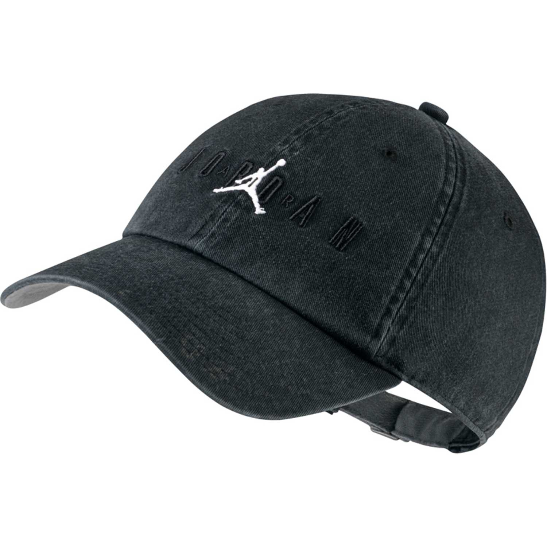 Gorro de Hombre Nike Negro jordan h86 air cap