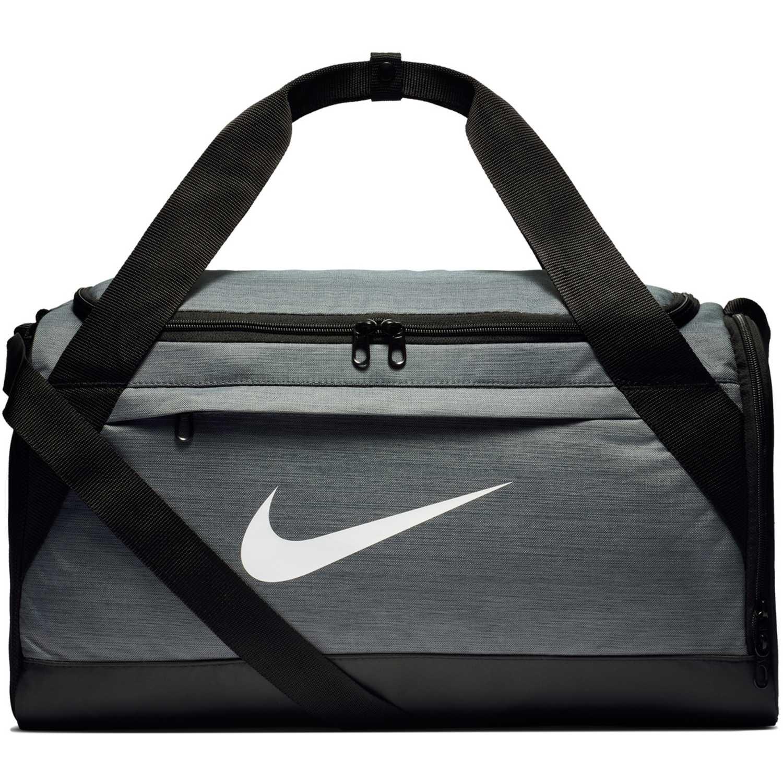 Maletin Deportivo de Hombre Nike Plomo / negro nk brsla s duff - na