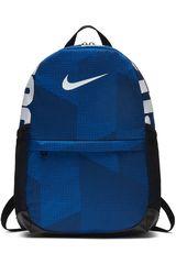 Mochila de Hombre Nike Azul / blanco y nk brsla bkpk aop