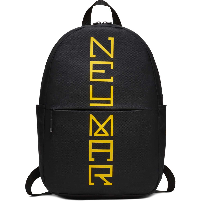 Mochila de Hombre Nike Negro / amarillo y nk njr bkpk