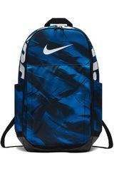 Mochila de Hombre Nike Azul / negro nk brsla xl bkpk aop
