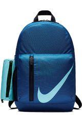 Mochila de Hombre Nike Azul y nk elmntl bkpk