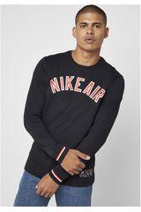 Polera de Hombre Nike Negro m nsw tee ls cltr nike air 1