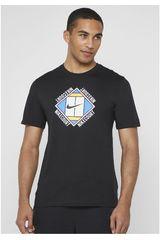 Nike Negro de Hombre modelo m nkct tee oz gx Camisetas Deportivo Polos