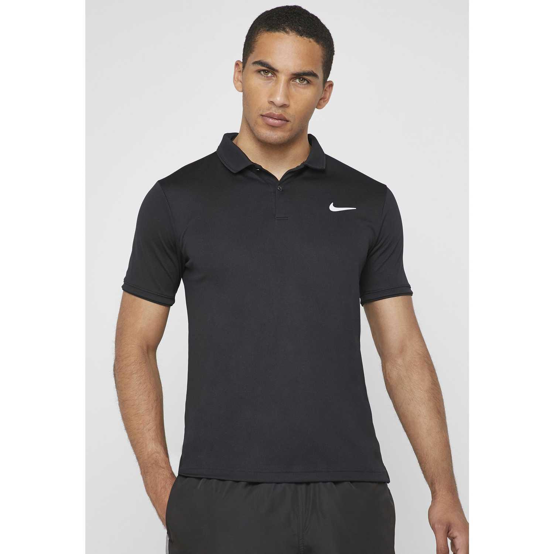 Polo de Hombre Nike Negro m nkct dry polo team
