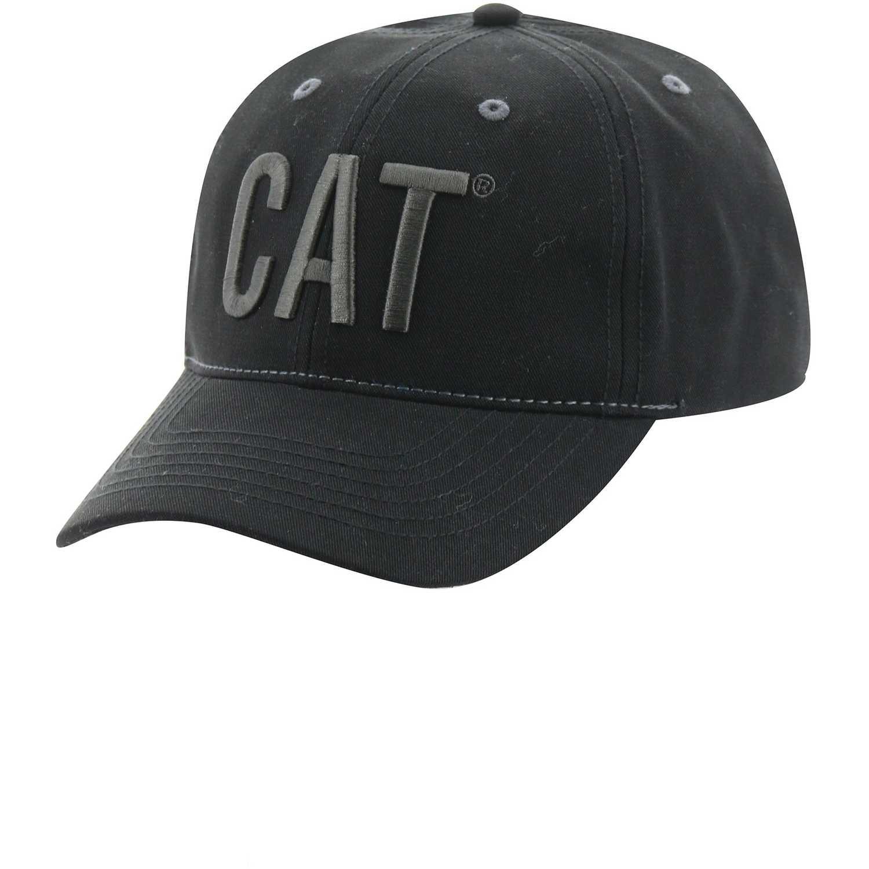 Gorro de Hombre CAT Negro crew hat