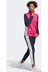 Adidas Rosado / plomo de Mujer modelo wts plain tric Buzos Deportivo