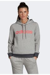 Polera de Mujer Adidas Plomo w e lin oh hd