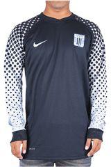 Camiseta de Hombre Nike Negro eml al ls goalie jsy