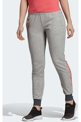 Pantalón de Mujer Adidas Gris w e lin pant