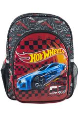 Hot Wheels Negro / rojo de Niña modelo minimochila snacker hot wheels Mochilas