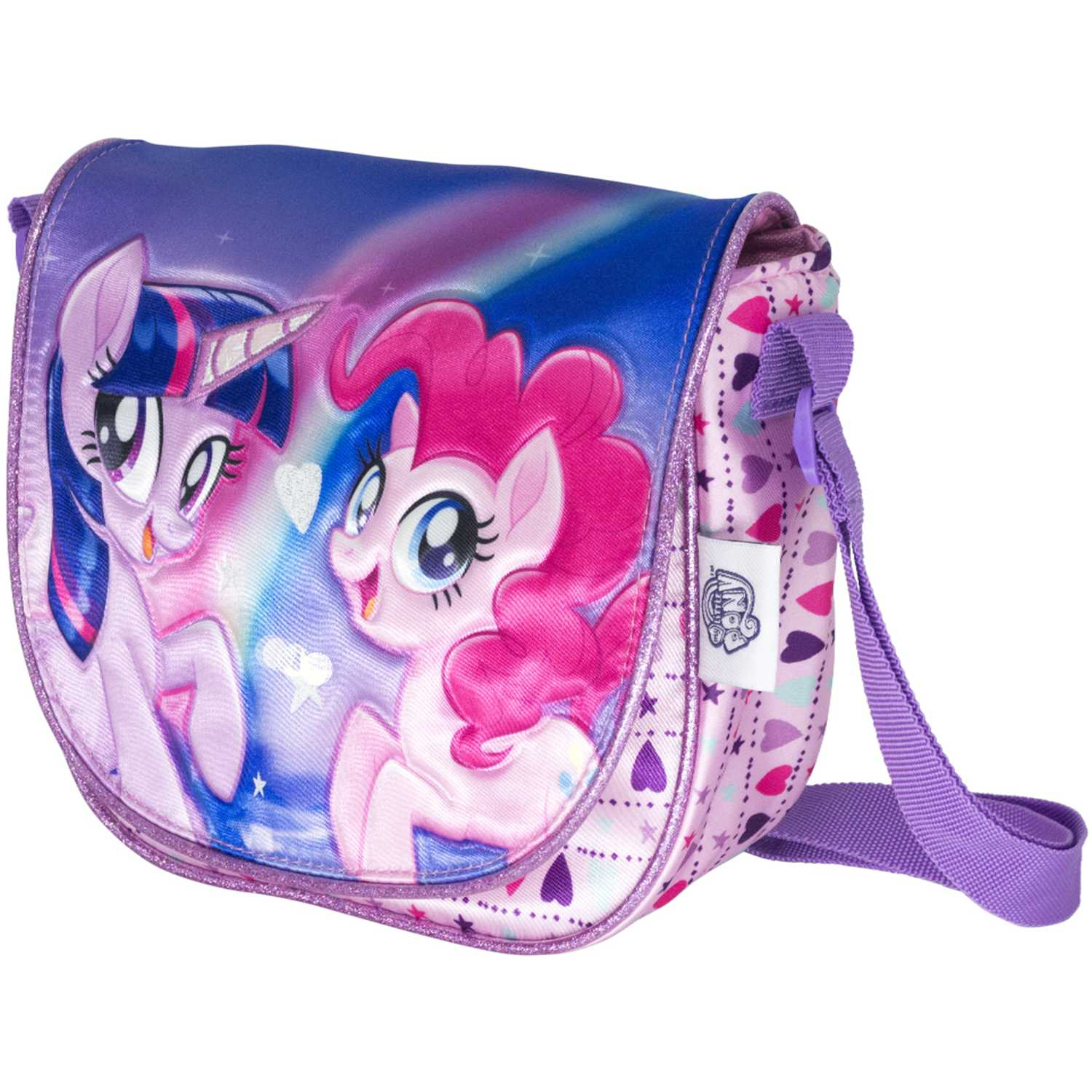 Cartera de Niña My Little Pony Rosado cartera my little pony
